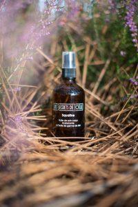 L'huile de germe de blé redonne élasticité et souplesse à la peau