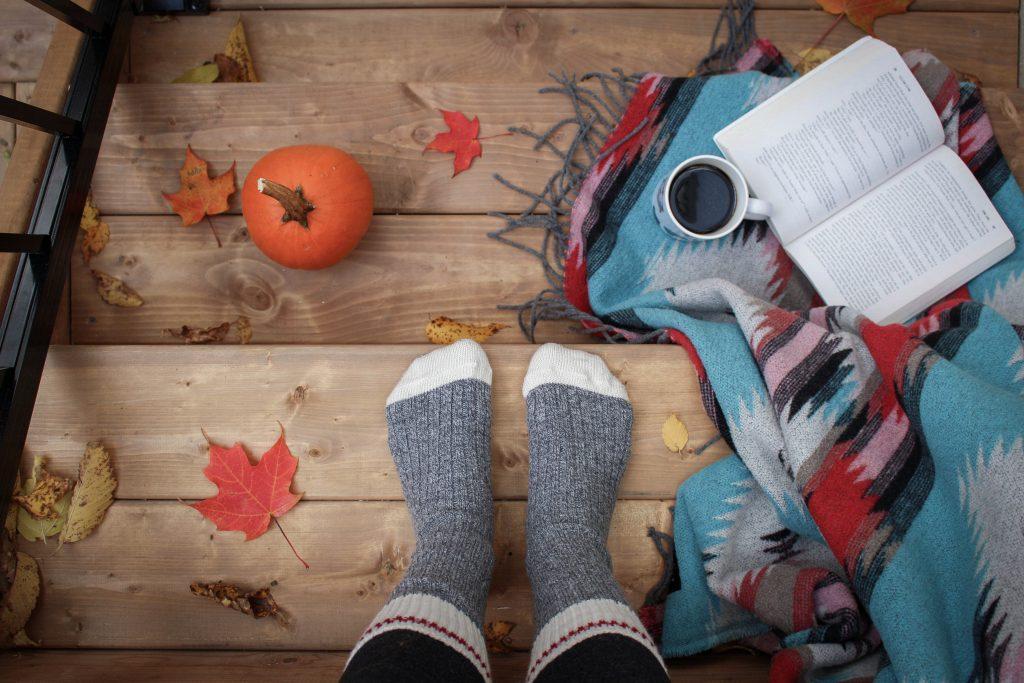 L'automne, saison du cocooning...